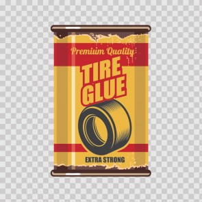Extra Strong Tire Glue 22893