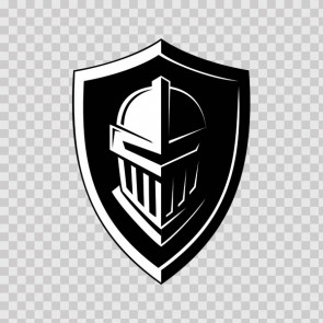 Knight Armor Shield 23037