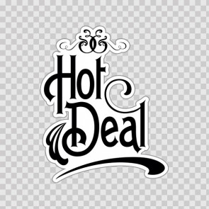 Hot Deal Typography 23047