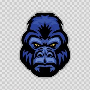 Angry Gorilla Ape 23130