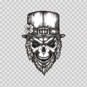 Skull Monkey With A Hat 23142