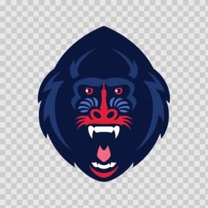 Orangutan Head 23155