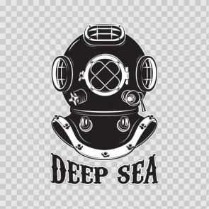 Vintage Deep Sea Diver  23173