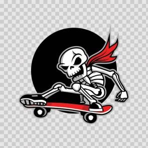 Urban Skeleton Skater  23187
