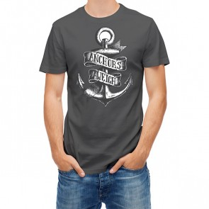 Navy Anchors Aweigh Nautical 25380