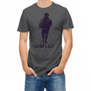 Military Soldier Coflict  25386