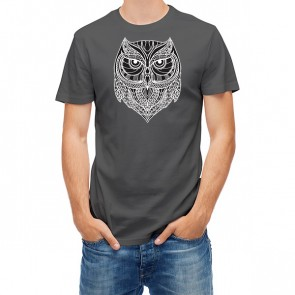 Ethnic African Style Owl 25440