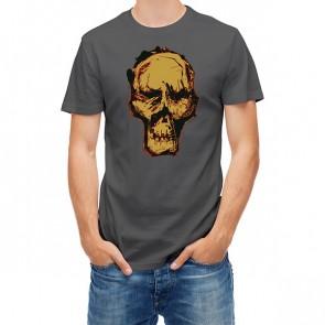 Scary Skull Hand Drawn 25444