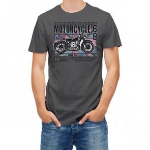 Vintage British Motorcycle Typography 25492