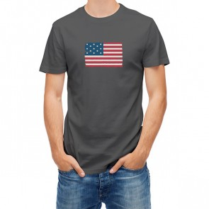 Vintage Usa Flag 25502