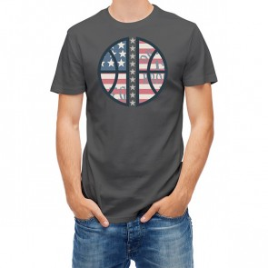 America Flag Baseball 25530