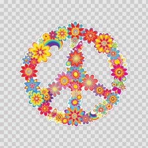 Flower Power Peace 26514