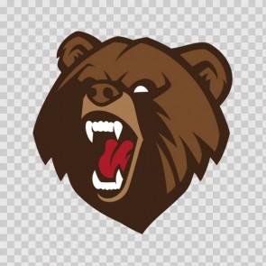 Bear Head 26528
