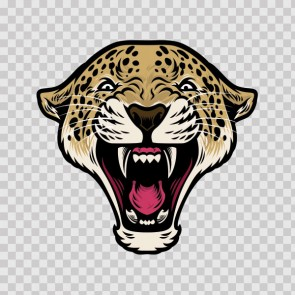 Panther Head 26564