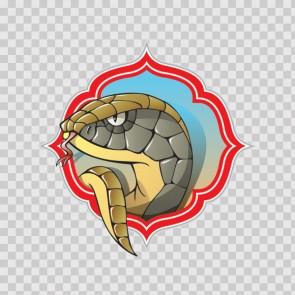 Sea Turtle Head 26608