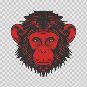 Red Monkey 26798