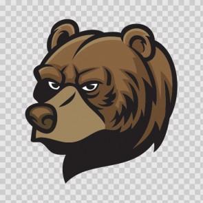 Bear Head 26812