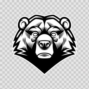 Bear Head 26813