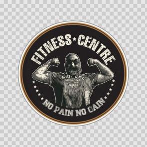 Fitness Center No Pain No Gain 26858