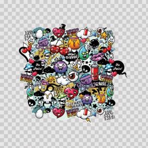 Street Art Graffiti Grand Combination  26863