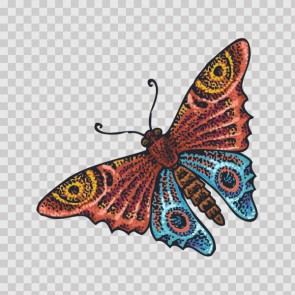 Butterfly Tattoo Style 26898