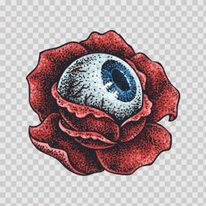 Third Eye On Rose 26899