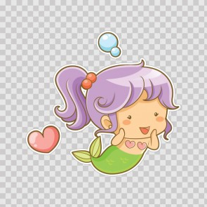 Little Baby Mermaid Legendary Aquatic Creature 26907