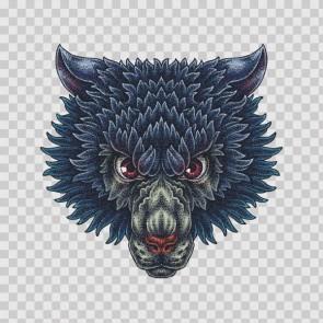 Wolf Tattoo Style 26923