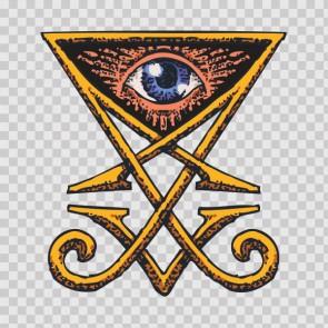 Eye Providence Mason Freemason Illuminati 26931