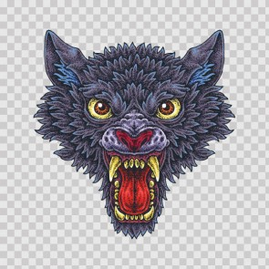 Wolf Tattoo Style 26933