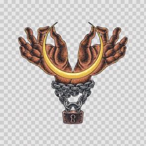 Islam Tattoo Style Symbol 26941