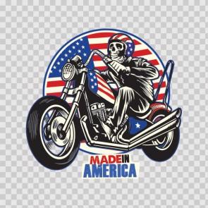 Motorbike Motorcycle Easy Rider 26955