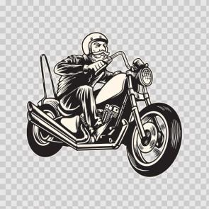 Motorbike Motorcycle Easy Rider 26956