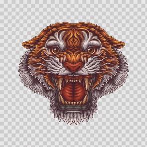 Tiger Tattoo Style 26957