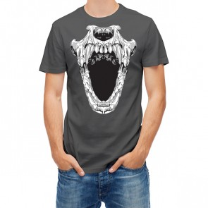 Terror Skull Open Mouth 27043
