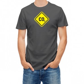 Carbon Dioxide Area Sign 27556