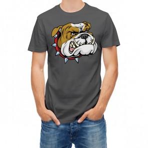 Dog Bulldog Head 27638