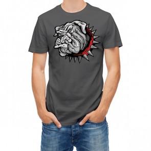 Dog Bulldog Head 27643