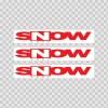 Snow Logo 01147