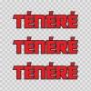 Yamaha Tenere Ténéré Logo 01179