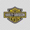 Harley Davidson Logo 01252