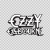 Ozzy Ozbourne Logo 01339