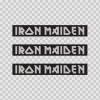 Iron Maiden Logo 01377