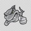 Hunting Shark 01752