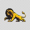 Lion Attack 01970