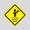 Kitchen Service Area 03189