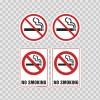No Smoking Signs 03229