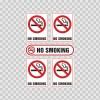 No Smoking Signs 03230