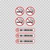 No Smoking Sign 03231