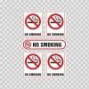 No Smoking Signs 03234